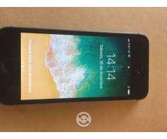 IPhone 5s 64gb condiciones