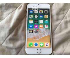 IPhone 6s 64gb dorado libre