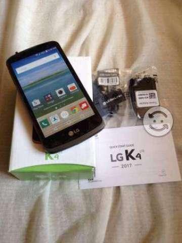 Lg k4 nuevo liberado con caja
