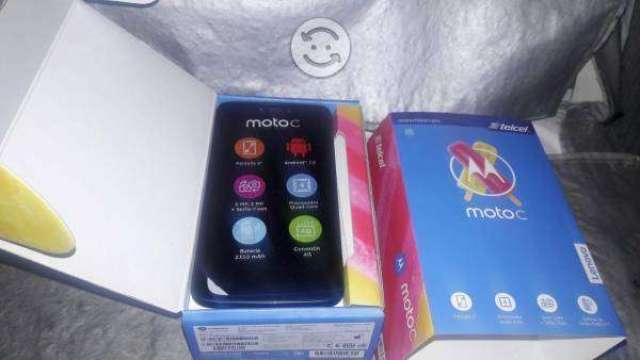 Moto c nuevo 4G