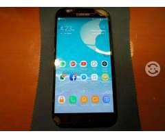 Samsung A7 2017 Liberado detalle estético