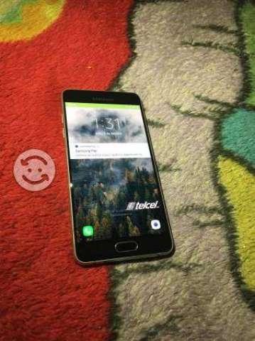 Samsung Galaxy A5 dorado