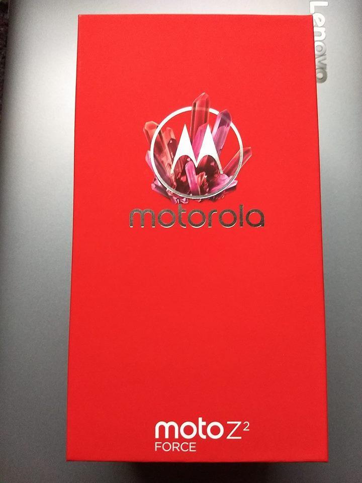 Moto Z2 Force Edition (NUEVO).