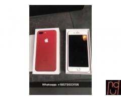 New Apple iphone 7 más 128 gb rojo desbloqueado