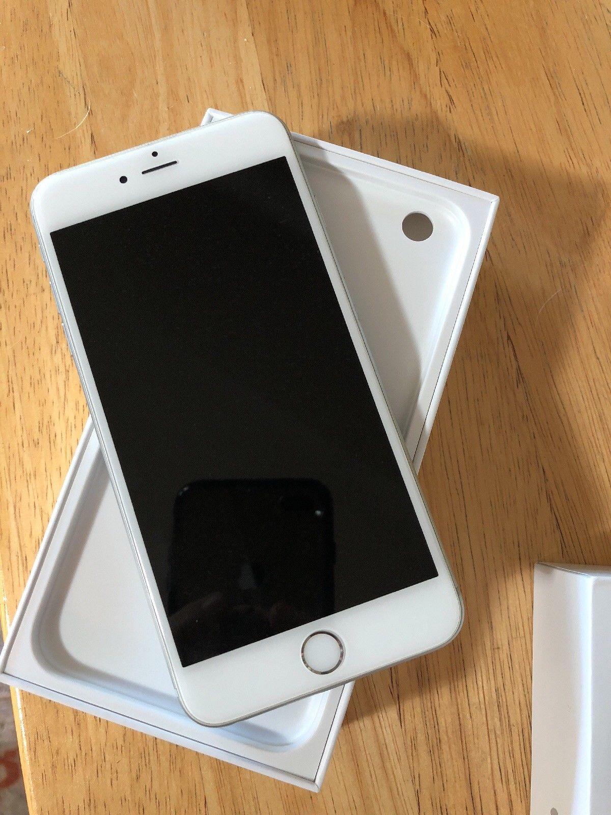 Original New Apple iphone 6 más 128 gb rojo desbloqueado
