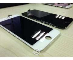 Pantalla iPhone 5-5s-6-6s-7-8-X-Plus