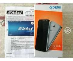 Alcatel pop 4 plus Nuevo sellado, 1 año garantia