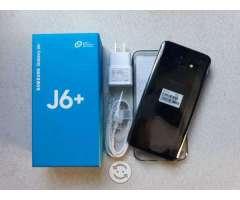 Samsung J6 Plus Nuevo