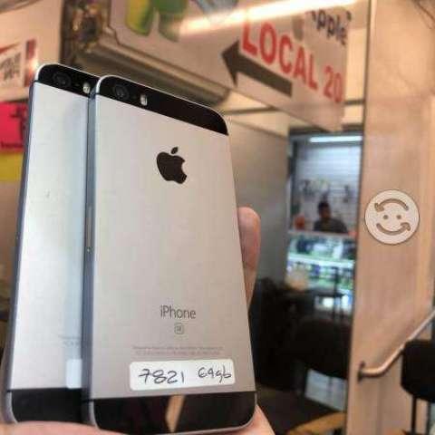 IPhone SE 64gb libres