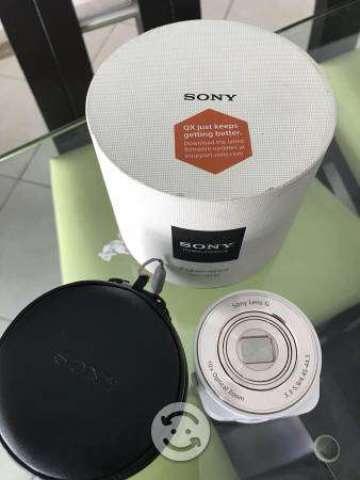 Lente Sony Qx10 para celular