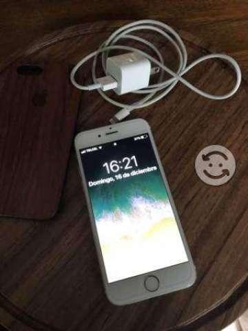 IPhone 6 64GB como nuevo y liberado