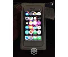 Iphone 5 de 16 gb en óptimas condiciones