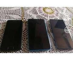 VoC Lote de 3 equipos Lumia 640xl