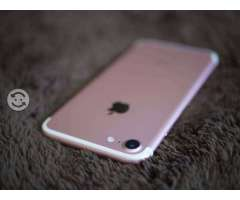 IPhone 7 Rosa de 128gb