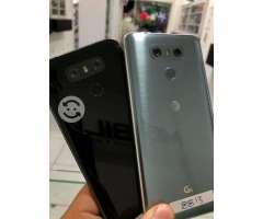 LG G6 de 32g como nuevo