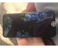 Huawei p20 lite con detalle