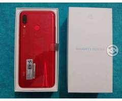 Huawei nova 3 rojo 128 gbs rom 4gb ram modelo: par