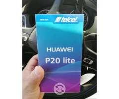 Huawei p20 lite negro