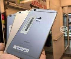 IPhone 6 Plus 64gb libres