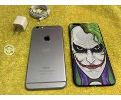 IPhone 6plus de 16gb Telcel nacional libre