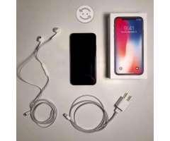 IPhone X con APPLECARE-64GB Negro