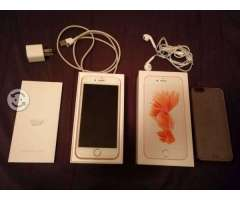 Iphone 6s Rosa 128 gb Nuevo