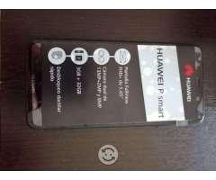 Huawei P Smart azul Telcel