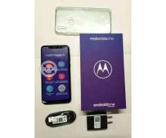 Motorola one - libre - 64gb 4gb ram