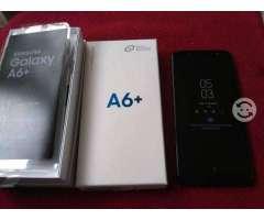 Samsung A6 plus at&t.32 gb.v/c