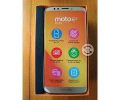 2 Motorola E5 Nuevos