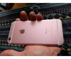 IPhone 6S 128GB, liberado