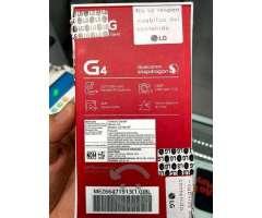 CELULAR LG G4 NUEVO LIBRE 3gb ram 32gb interna