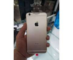 Iphone 6 plus 64 gb dorado