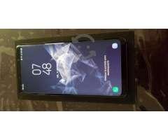 Celular galaxy S9 Platinum liberado