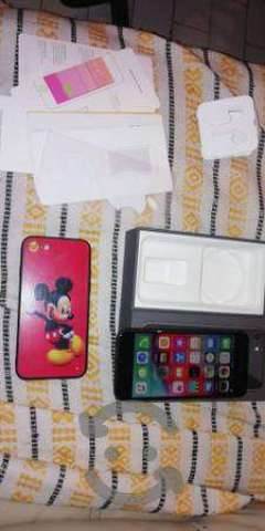 Iphone 8 space gray 64gb en caja v/c