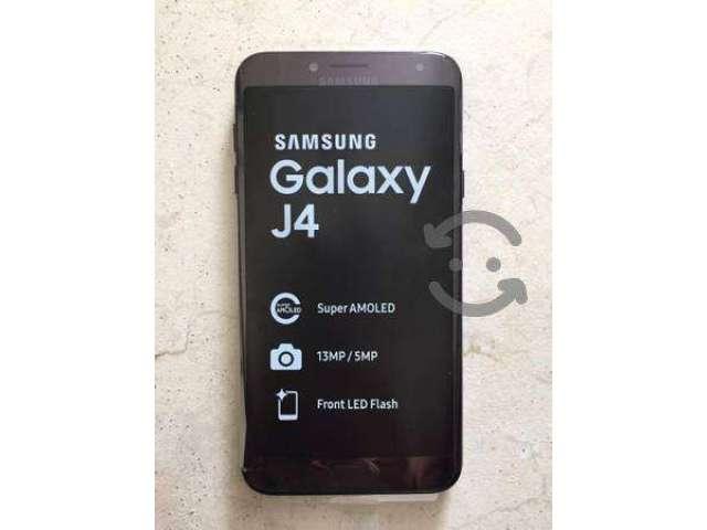 Samsung galaxy J4 NUEVO