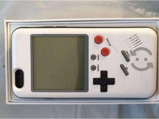 Iphone 6 + Funda[GameBoy]