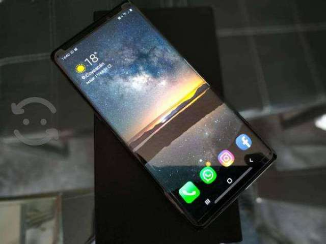 Note 9 512gb Rom 8gb Ram libre Ocean Blue